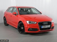USED 2014 64 AUDI A3 1.6 TDI S LINE 5d 109 BHP Call us for Finance