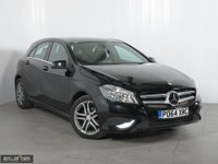 USED 2014 64 MERCEDES-BENZ A-CLASS 1.5 A180 CDI BLUEEFFICIENCY SPORT 5d 109 BHP Call us for Finance