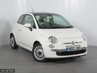 USED 2012 12 FIAT 500 1.2 LOUNGE 3d 69 BHP Call us for Finance