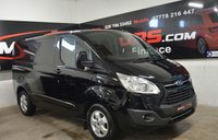2017 FORD TRANSIT CUSTOM 2.0 270 LIMITED LR P/V 129 BHP £13250.00