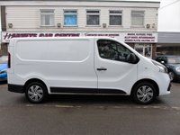 USED 2015 15 RENAULT TRAFIC 1.6 SL27 BUSINESS PLUS DCI S/R P/V 115 BHP