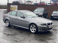2011 BMW 3 SERIES 2.0 318D EXCLUSIVE EDITION 4d 141 BHP £5500.00