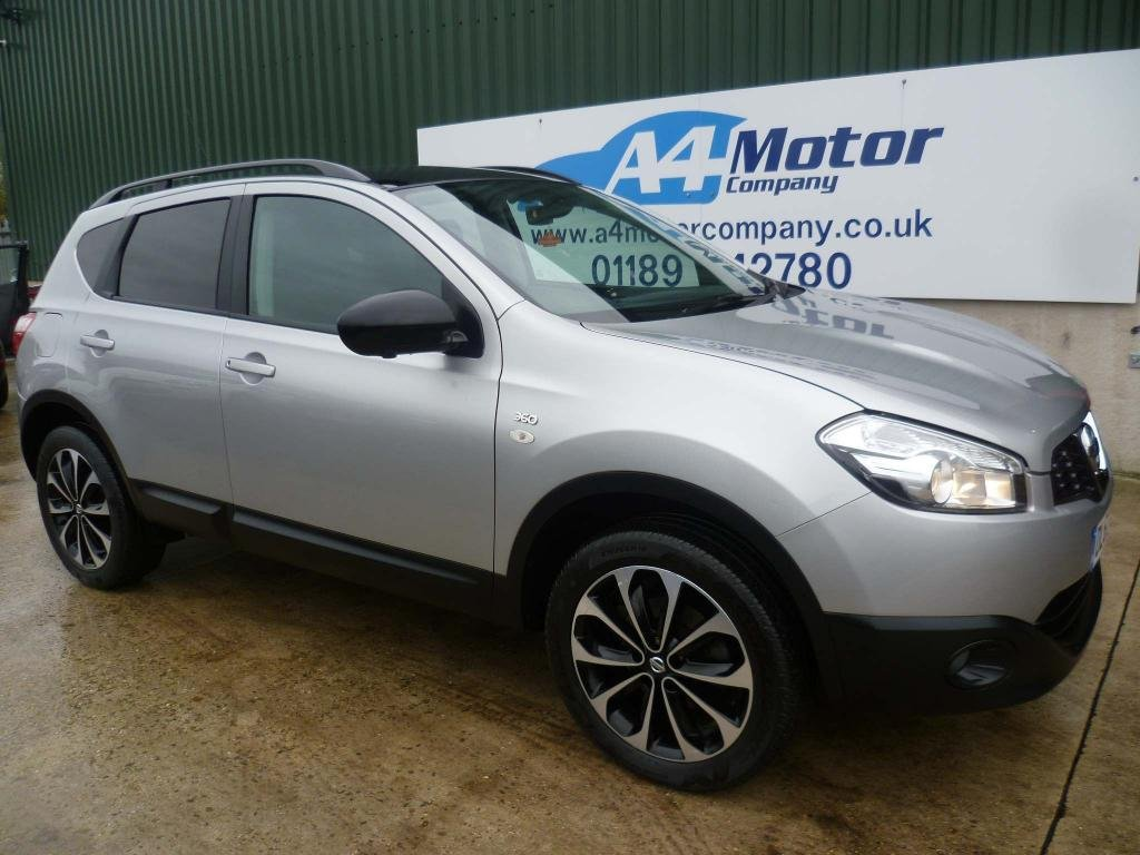 USED 2014 63 NISSAN QASHQAI 1.6 360 5dr 115 + REVIEWS YOU CAN TRUST!!