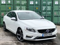 2013 VOLVO S60 2.0 D3 R-Design Lux Nav Geartronic (s/s) 4dr £9250.00