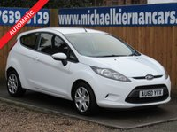 2010 FORD FIESTA 1.4 EDGE 3d 96 BHP £5695.00