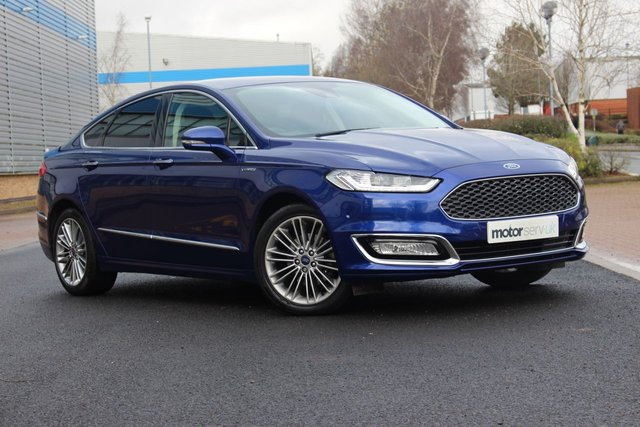 USED 2017 17 FORD MONDEO 2.0 VIGNALE TDCI 4d 177 BHP