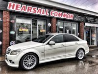 2009 MERCEDES-BENZ C CLASS 2.1 C220 CDI BLUEEFFICIENCY SPORT 4d 170 BHP £5000.00