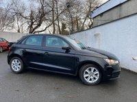 2013 AUDI A1 1.6 SPORTBACK TDI SE 5d 105 BHP £7495.00