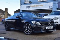 USED 2017 17 MERCEDES-BENZ C-CLASS 3.0 AMG C 43 4MATIC PREMIUM PLUS 2d 362 BHP COMES WITH 6 MONTHS WARRANTY