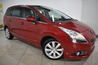 USED 2012 12 PEUGEOT 5008 1.6 HDI ALLURE 5d 112 BHP