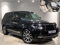 2013 LAND ROVER RANGE ROVER 3.0 TDV6 VOGUE [PAN][TV][PWR BOOT] £24997.00