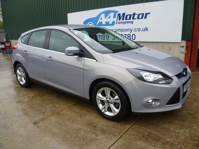 2013 13 FORD FOCUS 1.6 Zetec Powershift 5dr
