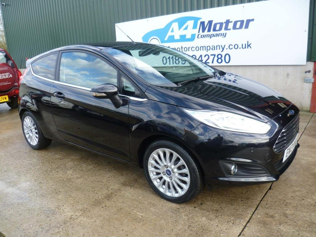 USED 2013 13 FORD FIESTA 1.0 Titanium (s/s) 3dr 115 + REVIEWS YOU CAN TRUST!!