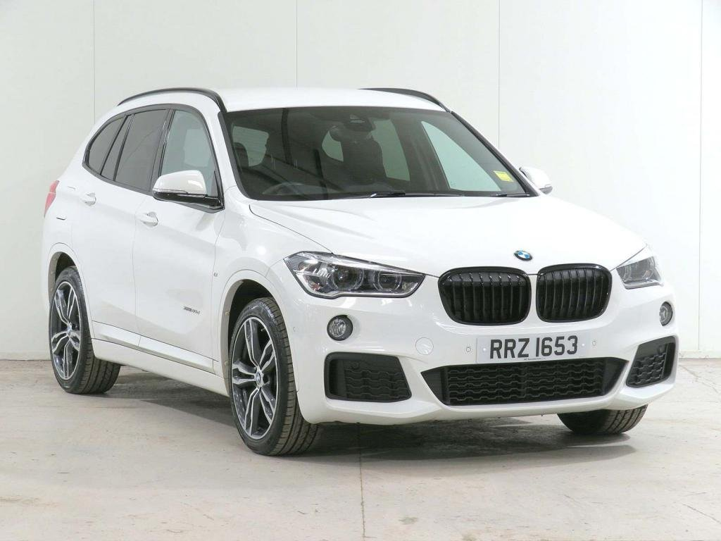 USED 2017 17 BMW X1 2.0 20d M Sport xDrive (s/s) 5dr **£4,035 EXTRAS**HOME-DELIVERY