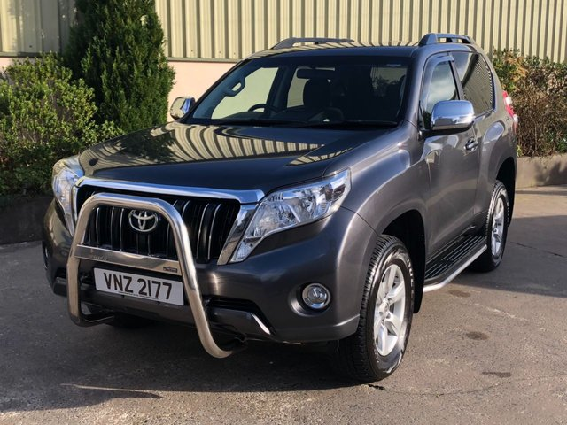 View our TOYOTA LAND CRUISER