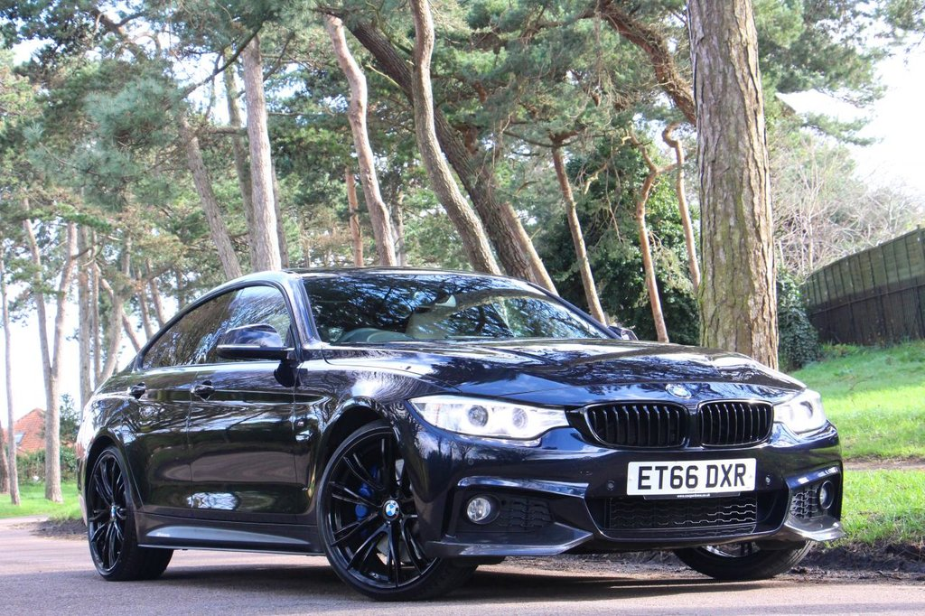 USED 2016 66 BMW 4 SERIES 440i M SPORT GRAN COUPE