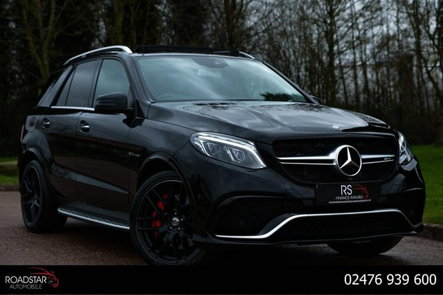 USED 2015 V MERCEDES-BENZ GLE-CLASS 5.5 GLE63 V8 AMG S (Premium) SpdS+7GT 4MATIC (s/s) 5dr SOLD