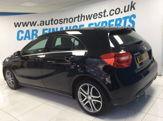 MERCEDES-BENZ A-CLASS at Autos North West