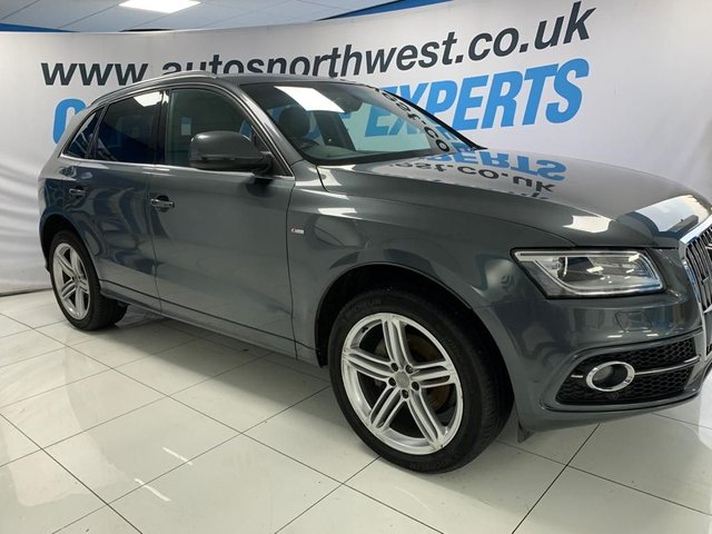 AUDI Q5 at Autos North West