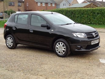View our DACIA SANDERO