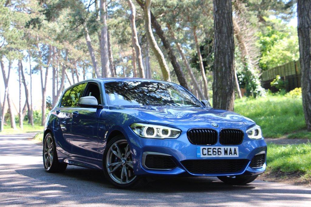 USED 2016 66 BMW 1 SERIES M140I 5d 340 BHP