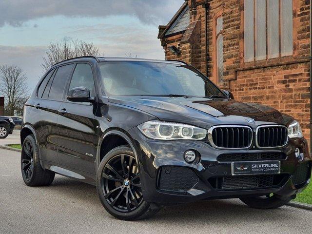 2015 64 BMW X5 3.0 XDRIVE30D M SPORT 5d 255 BHP