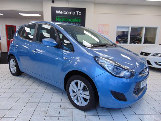 USED 2012 62 HYUNDAI IX20 1.6 ACTIVE 5d 123 BHP AUTOMATIC FEB 2021 MOT + SERVICE HISTORY + ALLOYS + BLUETOOTH + AIR CONDITIONING + ISOFIX + ABS + CD/RADIO + CENTRAL LOCKING + ELECTRIC WINDOWS + HEIGHT ADJUSTABLE DRIVERS SEAT+ LOW MILEAGE