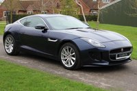 USED 2016 66 JAGUAR F-TYPE 3.0 V6 2d 340 BHP F-Type - Full Jaguar History -