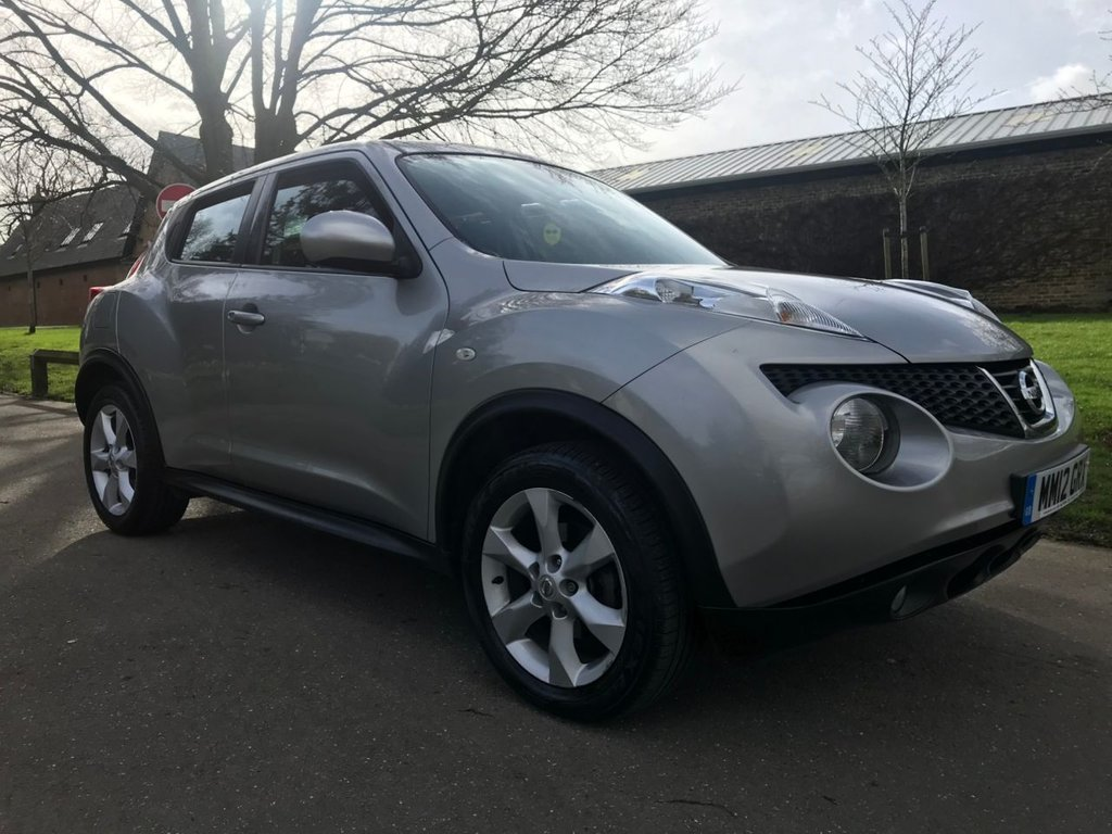 USED 2012 12 NISSAN JUKE 1.6 ACENTA 5d 117 BHP Sport / Eco / Comfort Driving System For The Best Driving & Economy !