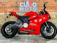 USED 2016 16 DUCATI 959 PANIGALE ABS Akrapovic Exhausts