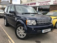 2012 LAND ROVER DISCOVERY 3.0 4 SDV6 XS 5d 255 BHP £14995.00