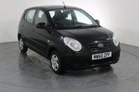 USED 2011 60 KIA PICANTO 1.0 1 5d 61 BHP 2 OWNERS I £30 ROAD TAX