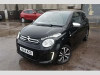 2015 CITROEN C1 1.2 PURETECH FLAIR EDITION 3d 82 BHP £6295.00
