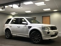 USED 2011 61 LAND ROVER FREELANDER 2.2 SD4 SPORT LE 5d 190 BHP Automatic