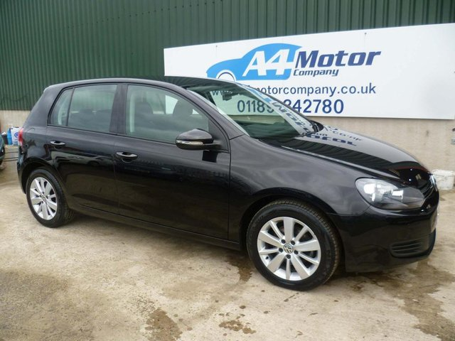2012 62 VOLKSWAGEN GOLF 1.6 TDI Match 5dr