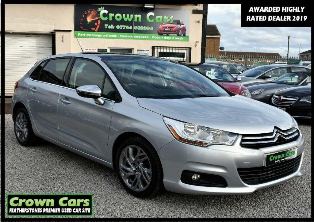 USED 2014 64 CITROEN C4 1.6 HDi Selection 5dr RESERVE TODAY VIEW LATER