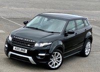 USED 2015 15 LAND ROVER RANGE ROVER EVOQUE 2.2 SD4 Dynamic AWD 5dr DEPOSIT TAKEN