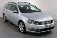 USED 2011 61 VOLKSWAGEN PASSAT 1.4 SE TSI BLUEMOTION TECHNOLOGY DSG 5d 121 BHP