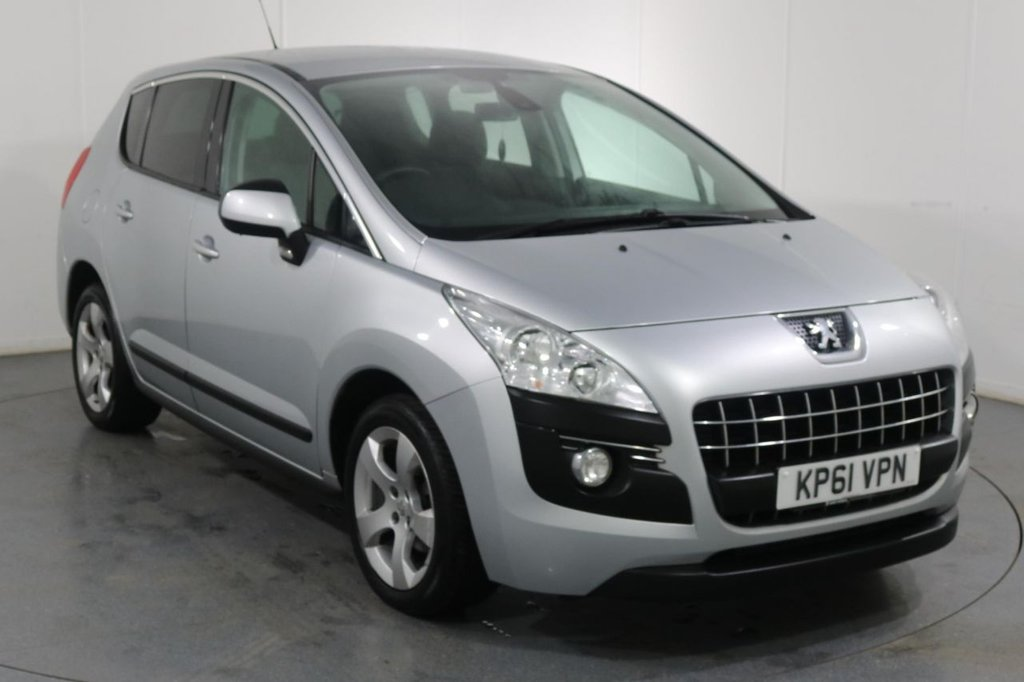 USED 2011 61 PEUGEOT 3008 1.6 SPORT HDI 5d 112 BHP 6 Stamp SERVICE HISTORY