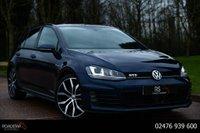 2016 VOLKSWAGEN GOLF 2.0 TDI BlueMotion Tech GTD 5dr £14290.00
