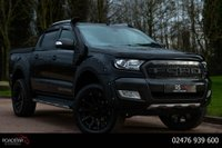 2016 FORD RANGER 3.2 TDCi Wildtrak Double Cab Pickup Auto 4WD 4dr £21990.00