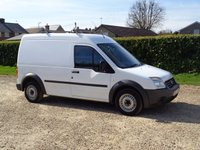 2010 FORD TRANSIT CONNECT 1.8 T230 HR 90 BHP £3550.00
