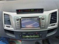 USED 2012 12 TOYOTA HI-LUX 3.0 INVINCIBLE 4X4 D-4D DCB 169 BHP
