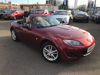 USED 2009 59 MAZDA MX-5 2.0L I SE 2d 158 BHP RAC APPROVED ONLY 75000 MILES!