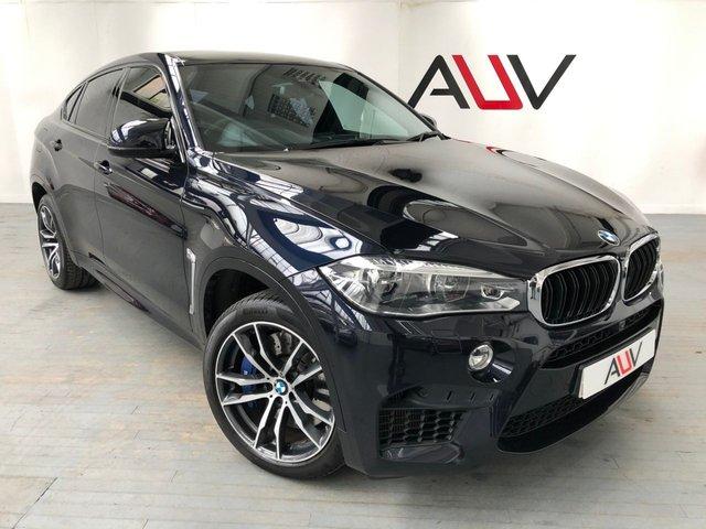 2017 17 BMW X6 M 4.4 M 4d 568 BHP