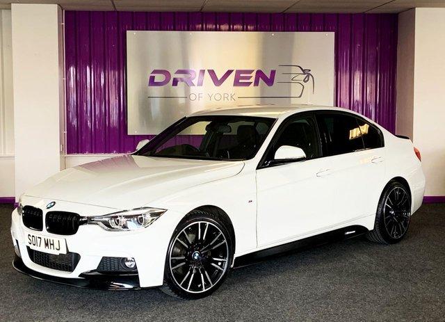 2017 17 BMW 3 SERIES 2.0 320D M SPORT 4d 188 BHP