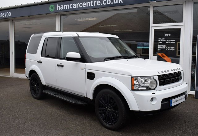 2011 04 LAND ROVER DISCOVERY 4 3.0 4 SDV6 HSE 5d 245 BHP