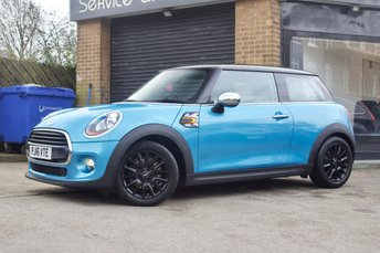 2016 MINI HATCH COOPER