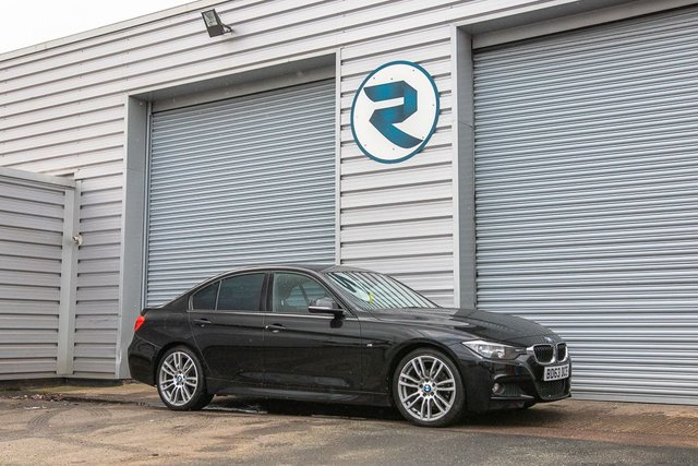 USED 2013 63 BMW 3 SERIES 2.0 320D XDRIVE M SPORT 4d 181 BHP