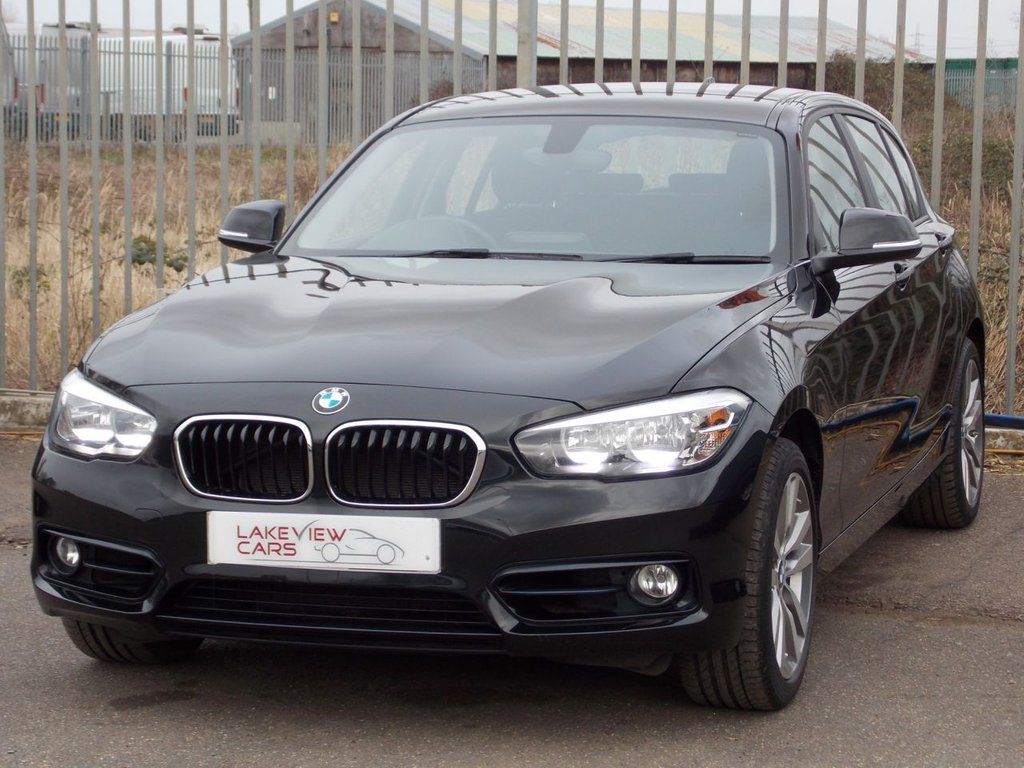USED 2017 67 BMW 1 SERIES 2.0 120I SPORT 5d 181 BHP